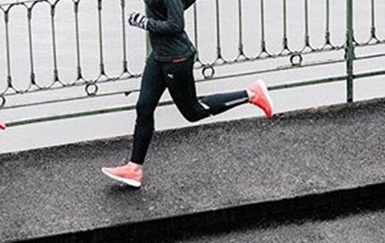 Overpronated Foot in Heel Strike Running Causes Injury
