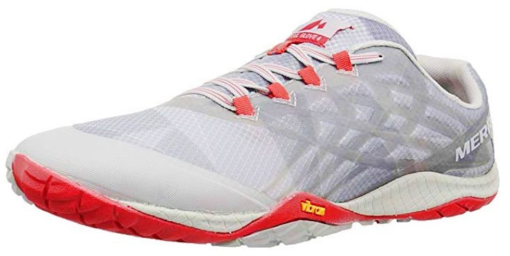 Best Barefoot Trail Running Shoes: Merrell Trail Glove 4 Runner