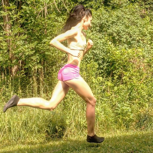 Why Running Fast May Be Safter than Running Slow