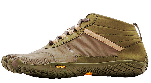 Best Barefoot Trail Running Shoes: Vibram Trek Ascent V-Trek