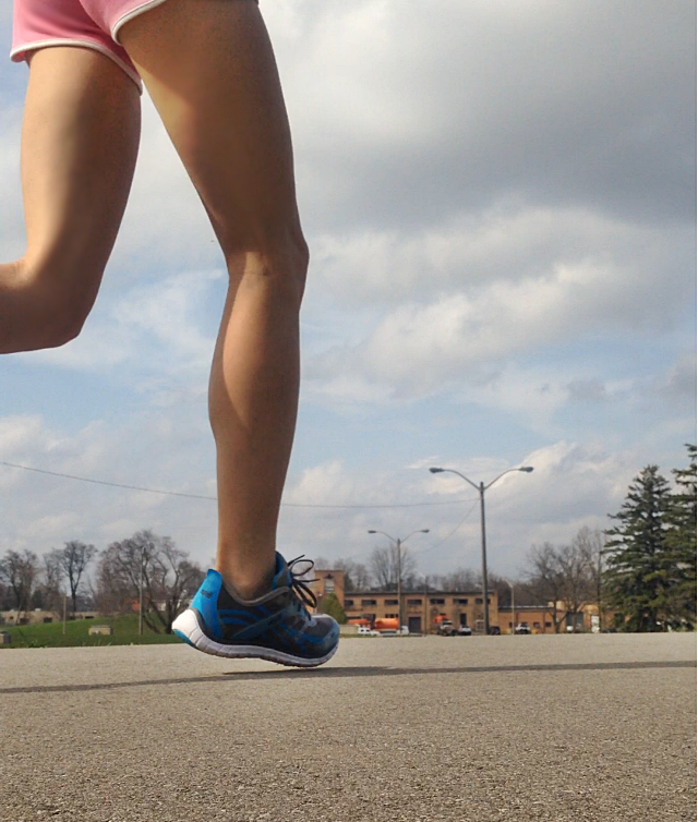 Calf Pain While Running Forefoot