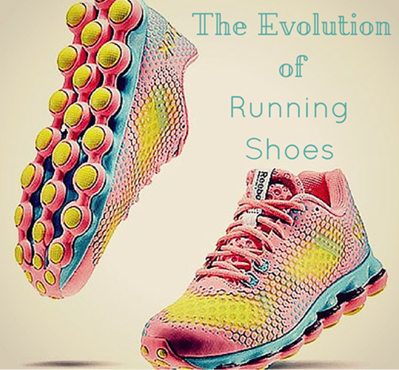 Evolution of Running Shoes