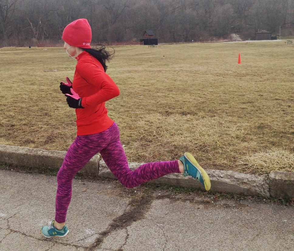 Less Braking in Forefoot Running