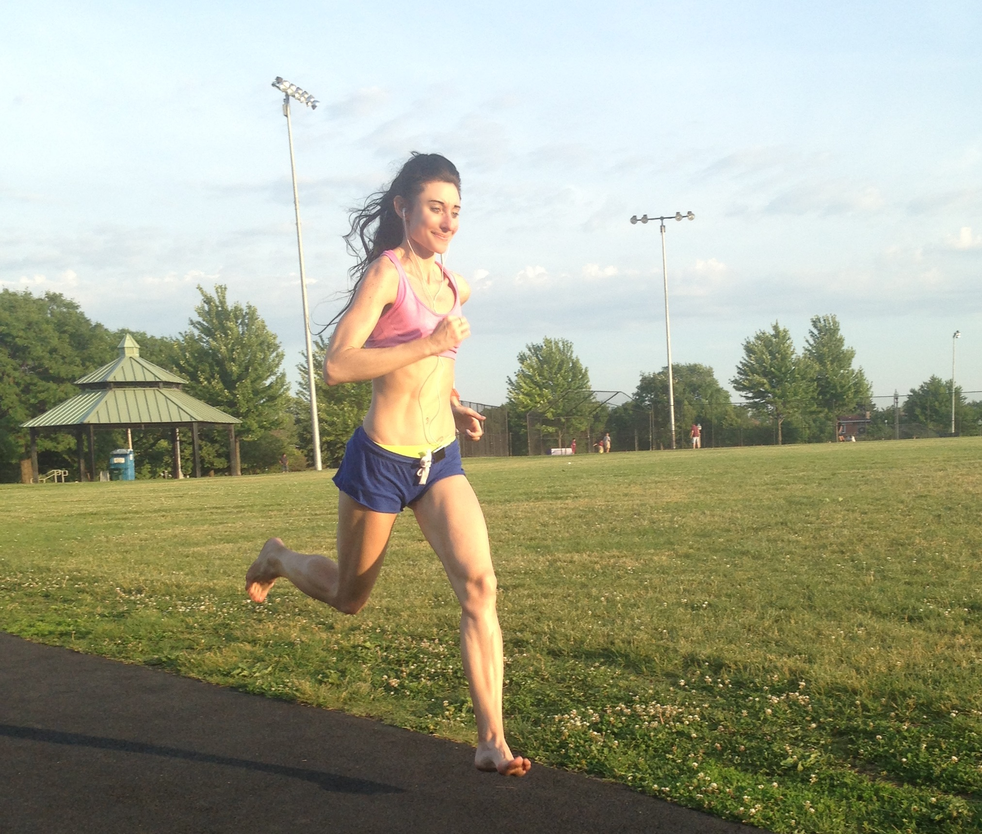 How to Use Your Feet in Forefoot Running