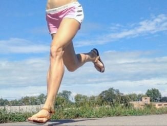 Forefoot Running May Prevent Shin Splints