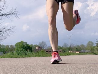 Forefoot Running May Prevent Tibial Fracture as Compared with Forefoot Running