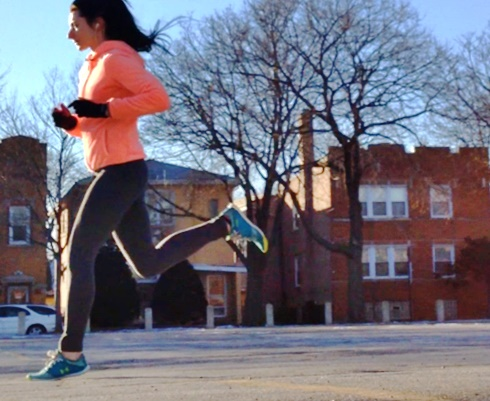 How to Run with a Forefoot Strike