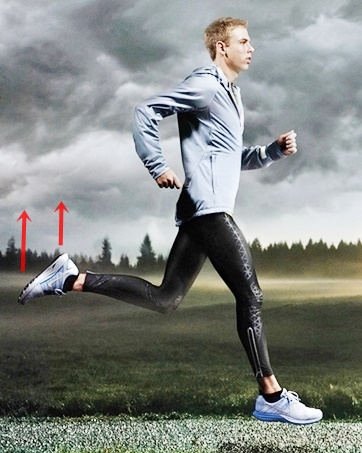 Galen Rupp Running Technique
