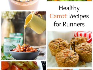 Healty Carrot Entree and Snack Recipes