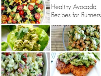 Healthy Avocado Snacks