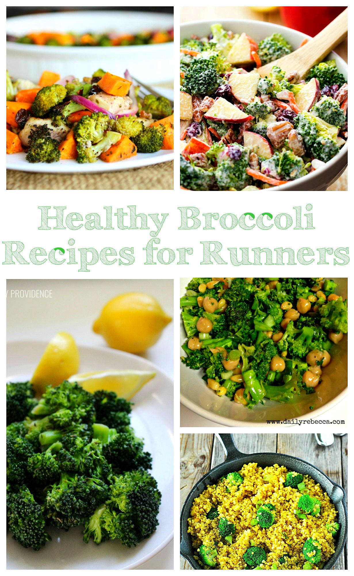 Healthy Broccoli Snack Recipes