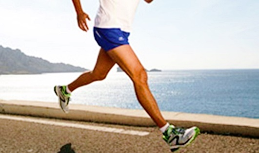 Heel Strike Running May Fatigue the Legs More Forefoot Running