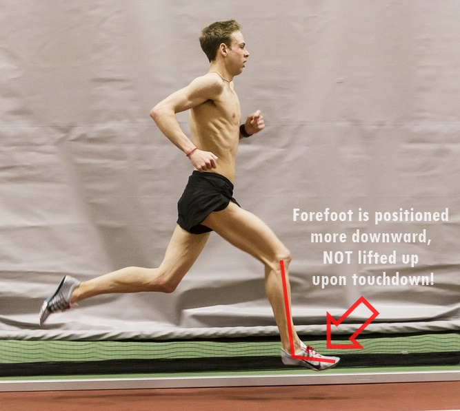 How to Correct Heel Strike Running