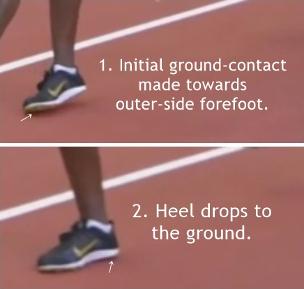 Is Forefoot Running Bad?