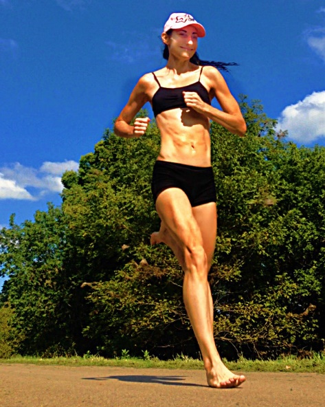 Is it OK to Run Barefoot?