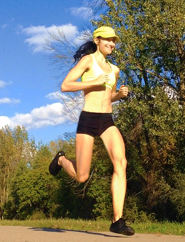 Joe Nimbles Toes Forefoot Running Shoes Review