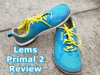 Lems Primal 2 Shoes Review for Forefoot Running