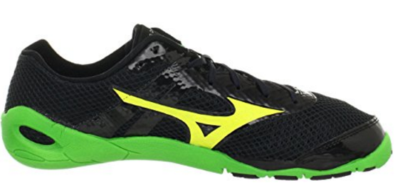 Mizuno Wave EVO Levitas Running Shoe Review for Forefoot Running