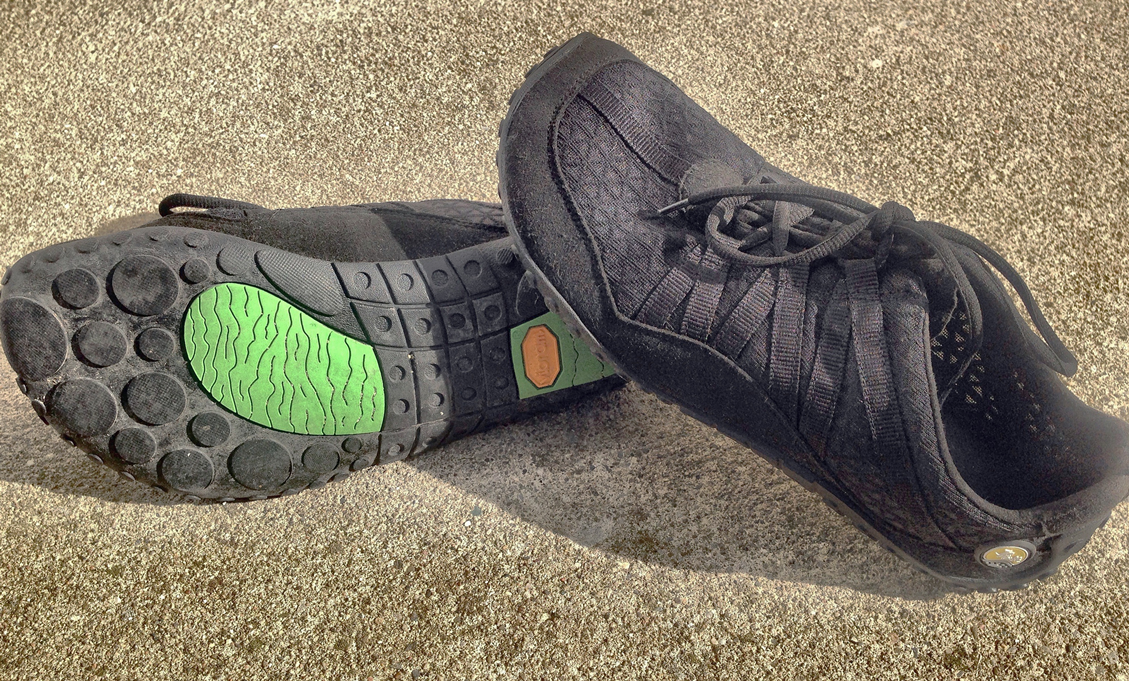 Nimble Toes Minimalist Running Shoe Review