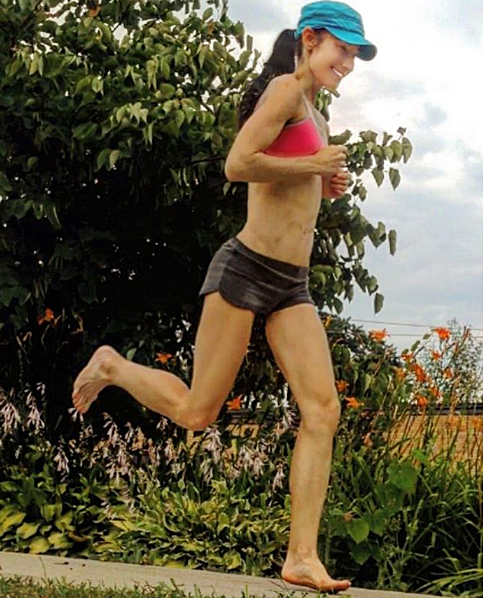 Why Barefoot Running is Excellent Physical Therapy for Fallen Arches