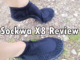 Sockwa X8 Review for Forefoot Running
