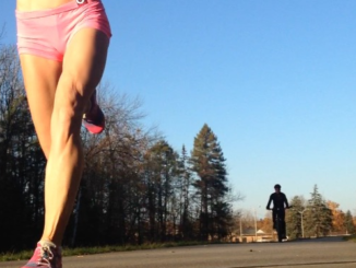 Preventing a Stretched ACL with Forefoot Running