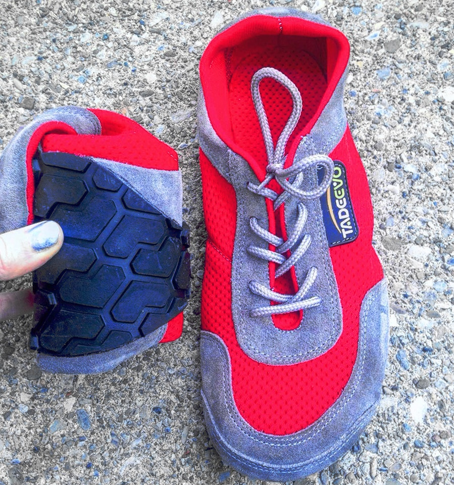 TadeEVO Forefoot Running Shoes Review