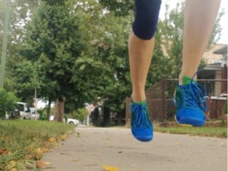 Forefoot Running Shoe - Tesla Minimalist Shoe