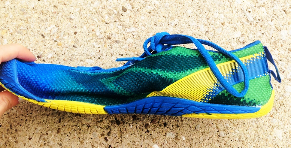 Tesla Running Shoes Review for Forefoot