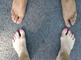Foot Pain When Barefoot Running