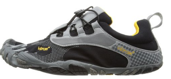 Forefoot Running Shoe Review: Vibram Bikila LS