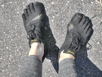 Vibram Five Fingers KSO EVO Review for Forefoot Running