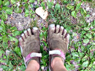 Vibram Five Fingers KSO Review