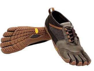 Vibram Five Fingers Trek Ascent LR Review