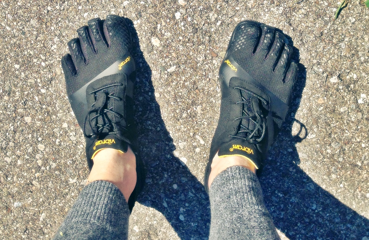 Vibram FiveFingers KSO EVO Review for Forefoot Running