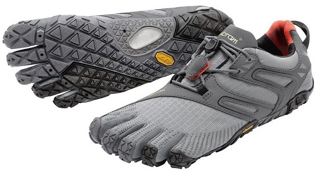 Vibram V Trail Minimalist Shoes Review for Forefoot Running