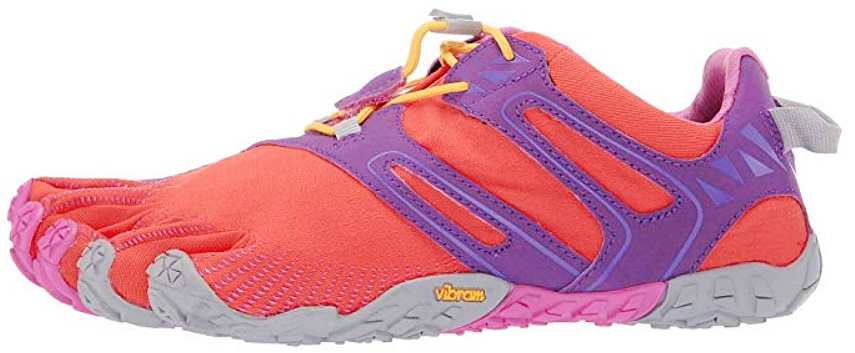 Vibram V Trail Minimalist Running Shoes Review for Forefoot Running