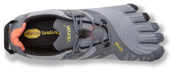 Vibram V Trail Review for Forefoot Running