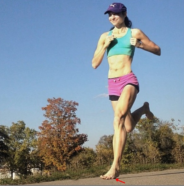 What is Forefoot Running