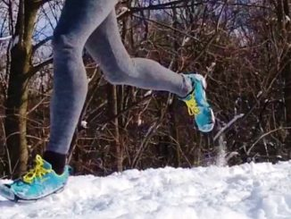Turn Your Minimalist Running Shoes into a Winter Beast with These Winter Traction Aids