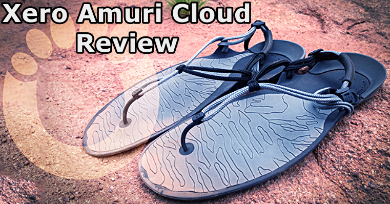 Xero Amuri Cloud Review for Forefoot Running